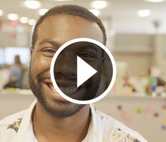 Marketing video screenshot